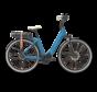 e-bike premium ma8 tour ocean blue Elektrische fiets dames