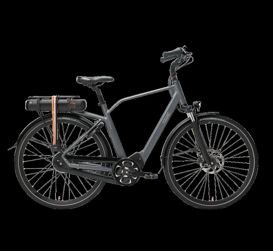 e-bike premium mn8 tour antracite Elektrische fiets heren