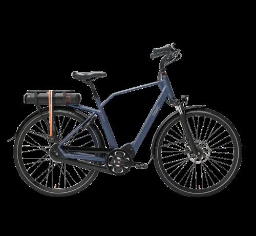 Qwic e-bike premium mn8 tour midnight blue Elektrische fiets heren