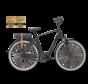 e-bike premium mn7 matte black Elektrische fiets heren