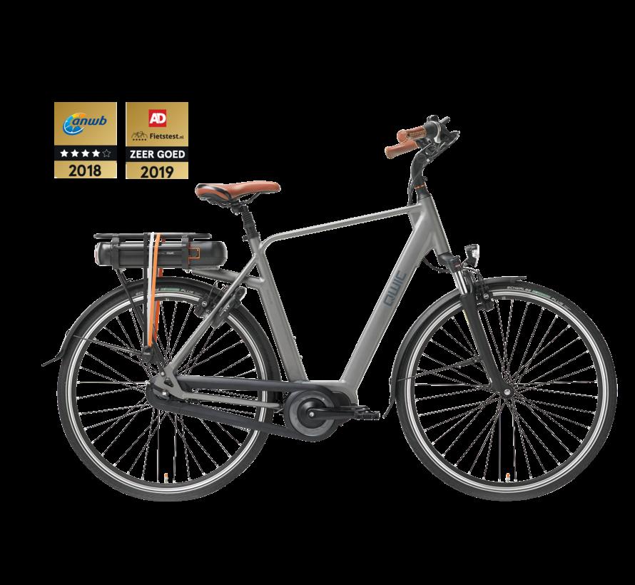 e-bike premium mn7c space grey Elektrische fiets heren