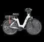 e-bike premium mn7vv chalk white Elektrische fiets dames