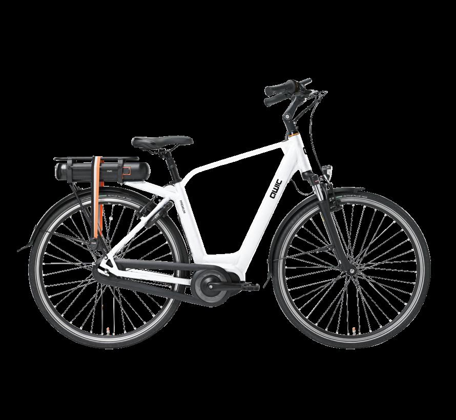 e-bike premium mn7vv chalk white Elektrische fiets heren