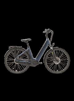 Qwic e-bike premium i mn7+ midnight blue Elektrische fiets dames