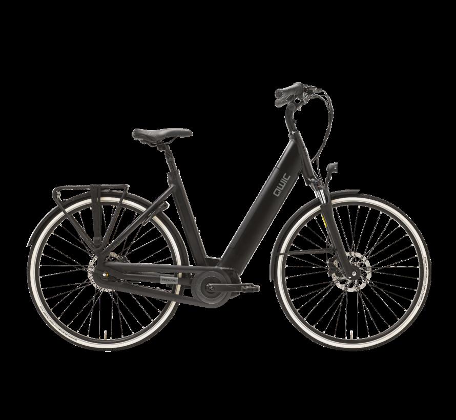 e-bike premium i mn7+ charcoal black Elektrische fiets dames