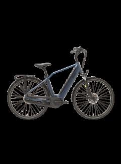 Qwic e-bike premium i mn7+ midnight blue Elektrische fiets heren