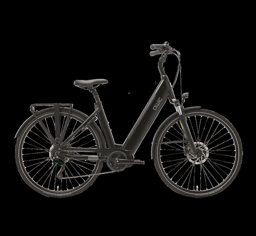 e-bike premium i md9 charcoal black Elektrische fiets dames