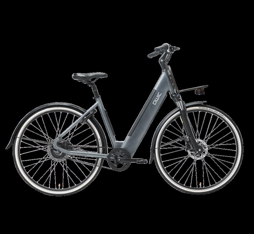 e-bike urban r1 stone grey Elektrische fiets dames