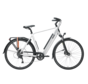 e-bike urban rd9 brushed aluminum Elektrische fiets heren