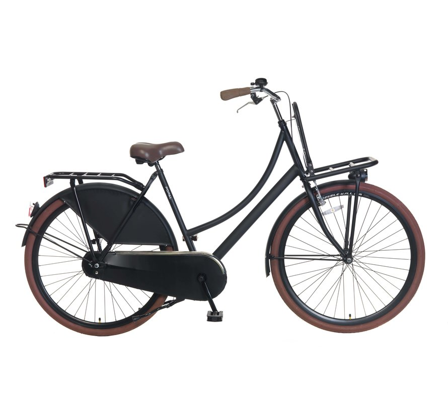 carrier  Dames Transportfiets