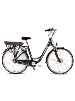 Vogue basic 3v e-bike  Elektrische fiets dames zwart