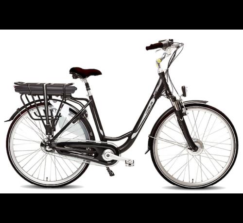 Vogue basic e-bike 3v  Elektrische fiets dames zwart