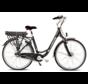basic e-bike 3v  Elektrische fiets dames zwart