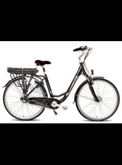 Vogue basic 7v e-bike  Elektrische fiets dames zwart
