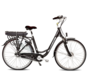 basic e-bike 7v  Elektrische fiets dames zwart