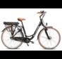 basic e-bike 7v  Elektrische fiets dames zwart/bruin