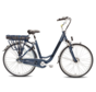 basic e-bike 7v  Elektrische fiets dames blauw