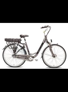 Vogue basic 3v e-bike  Elektrische fiets dames grijs
