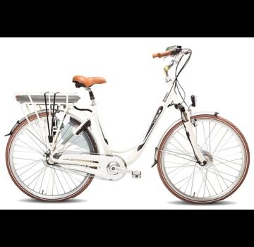 Vogue basic 3v e-bike  Elektrische fiets dames  creme