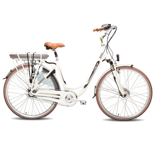 Vogue basic e-bike 3v  Elektrische fiets dames  creme