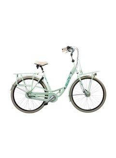 Static LIV 3Versnelling Dames Transportfiets groen