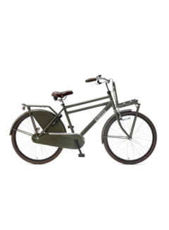 "Popal Daily Dutch Basic 26"" transportfiets army green"