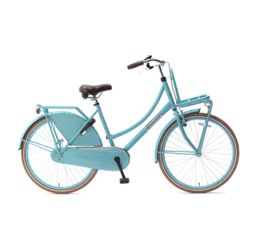 Popal Daily Dutch Basic 26 Meisjesfiets turquoise