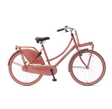 Popal Daily Dutch Basic 26 Meisjesfiets flamingo