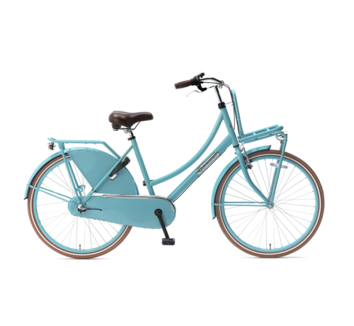 Popal Daily Dutch Basic+ 26 Meisjesfiets turquoise
