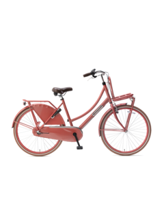 Popal Daily Dutch Basic+ 26 Meisjesfiets flamingo