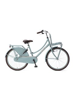 Popal Daily Dutch Basic 24 Meisjesfiets mat blauw