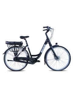Vogue infinity 8v e-bike Elektrische fiets dames zwart