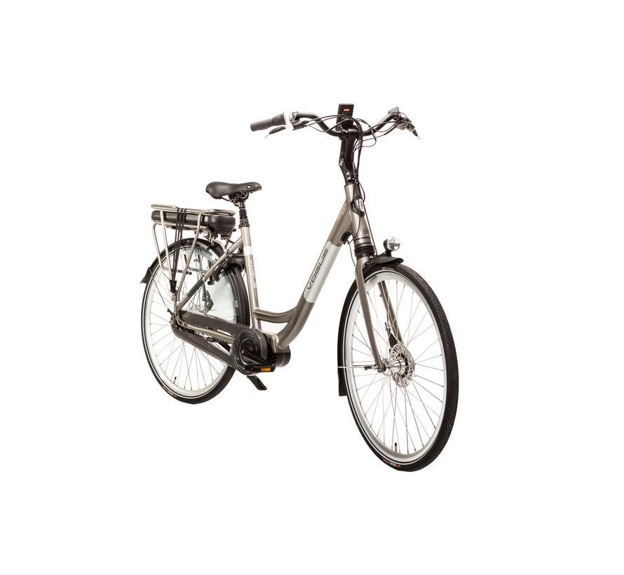 infinity 8v e-bike Elektrische fiets dames grijs