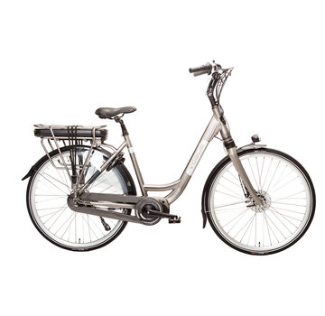 Vogue infinity 8v e-bike Elektrische fiets dames grijs