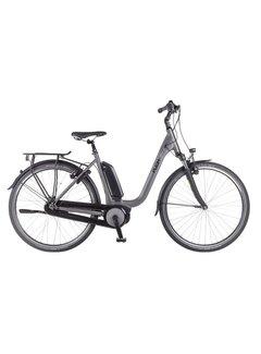 Puch Stadtrad e SL  Elektrische fiets Dames Grey Matt