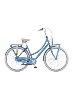 Puch Rock Transportfiets Dames Stonewashed Blue Matt