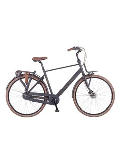 Puch Beat-S  Transportfiets Heren Vulcan Black Matt