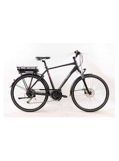Puch Clubman I  Elektrische fiets Heren Black Matt