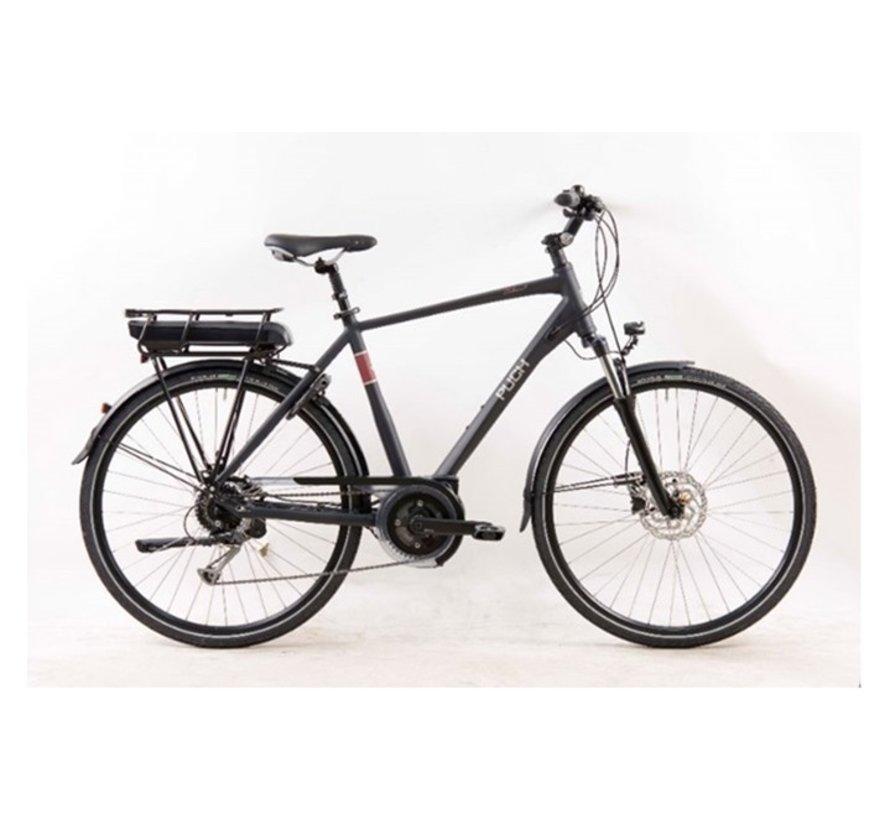 Clubman I  Elektrische fiets Heren Black Matt