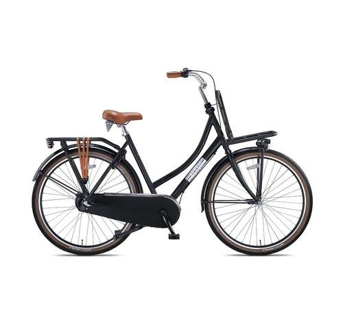 Altec Vintage 28inch Transportfiets N-3 Zwart 57cm  2020