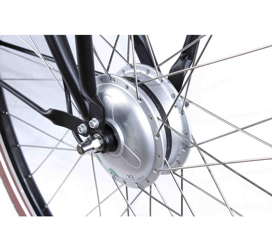 Premium e-bike dames Matt Grey
