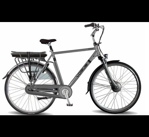 Vogue Premium e-bike heren Matt Grey