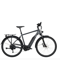 Victoria E-trekking 10.10 heren e-bike graphite grey matt/beige