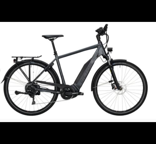 Victoria E-trekking 10.10 heren e-bike graphite grey matt/beige