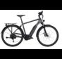 E-trekking 10.10 heren e-bike graphite grey matt/beige