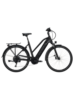 Victoria E-trekking 12.8 e-bike deep black matt