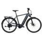 E-trekking 12.9 heren e-bike urano grey matt/silver