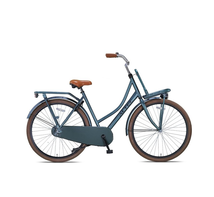 Classic 28inch Transportfiets Army Green