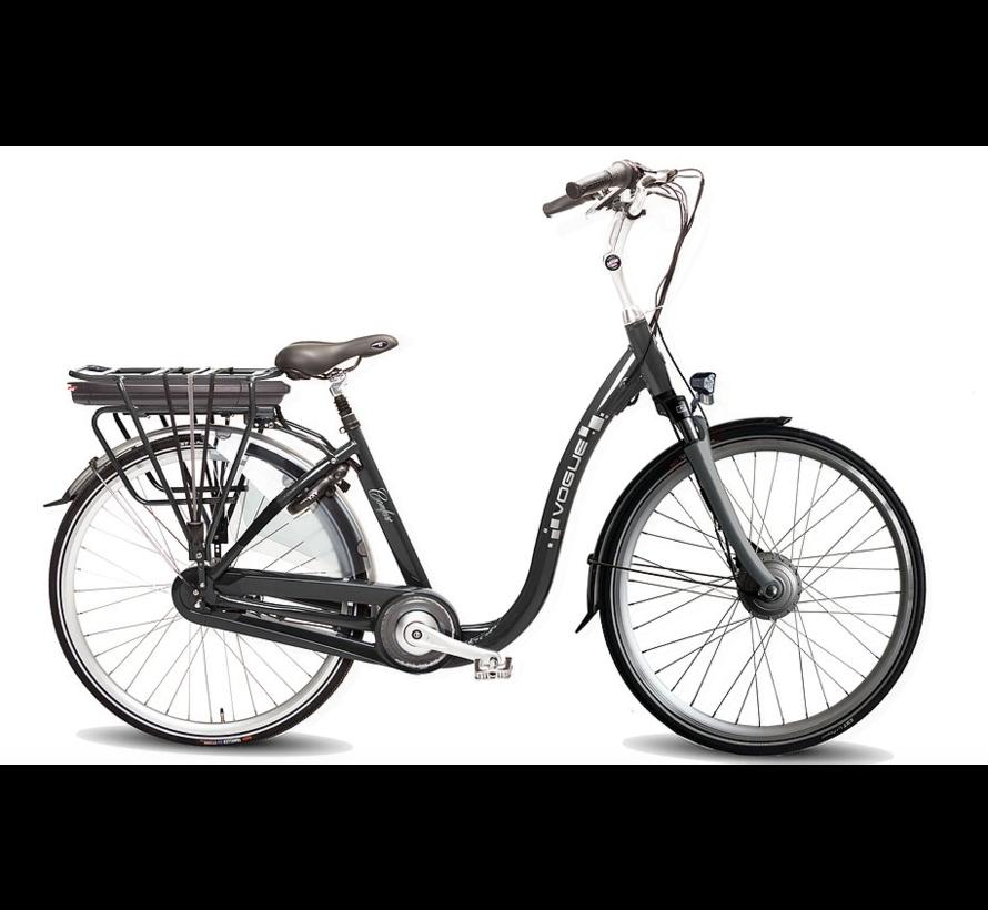Comfort 7V  e-bike dames Matt Black