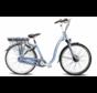Comfort 7V  e-bike dames Silk Blue